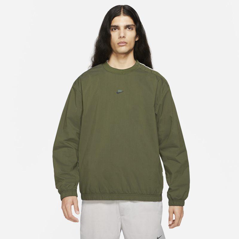 Nike Sportswear Style Essentials Camiseta de manga larga con forro - Hombre - Verde