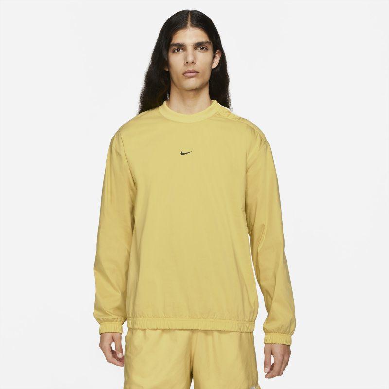Nike Sportswear Style Essentials Camiseta de manga larga con forro - Hombre - Amarillo