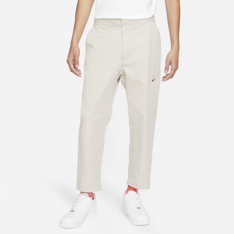Nike Sportswear Style Essentials Pantalón sin forro de tejido Woven - Hombre - Marrón