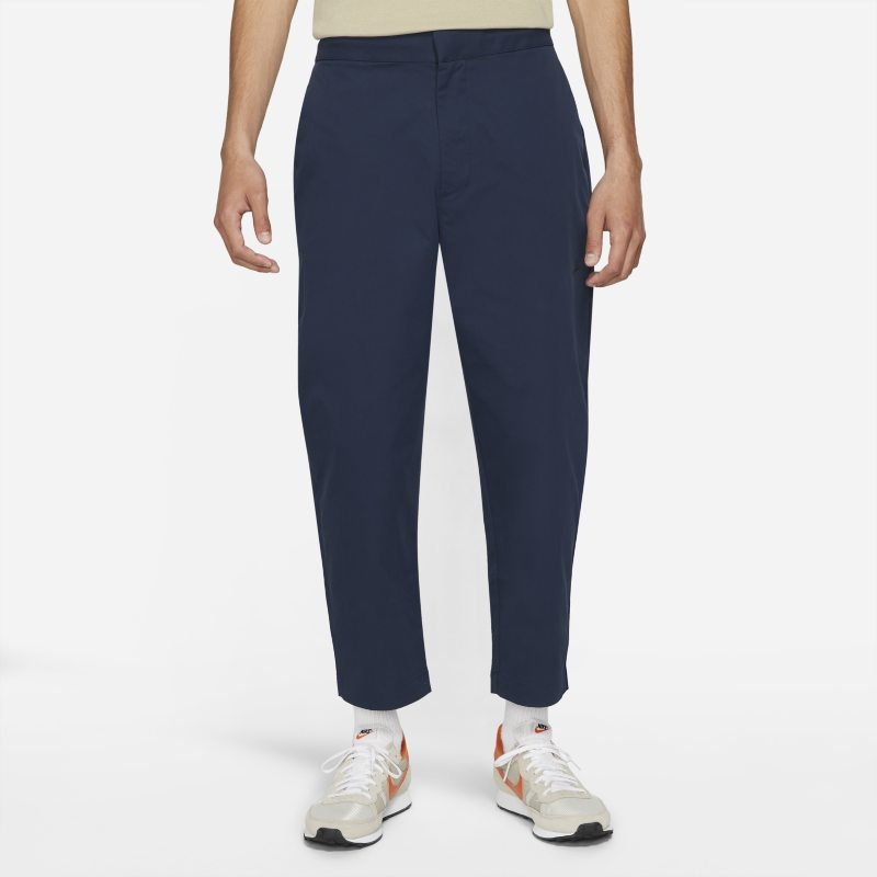 Nike Sportswear Style Essentials Pantalón sin forro de tejido Woven - Hombre - Azul
