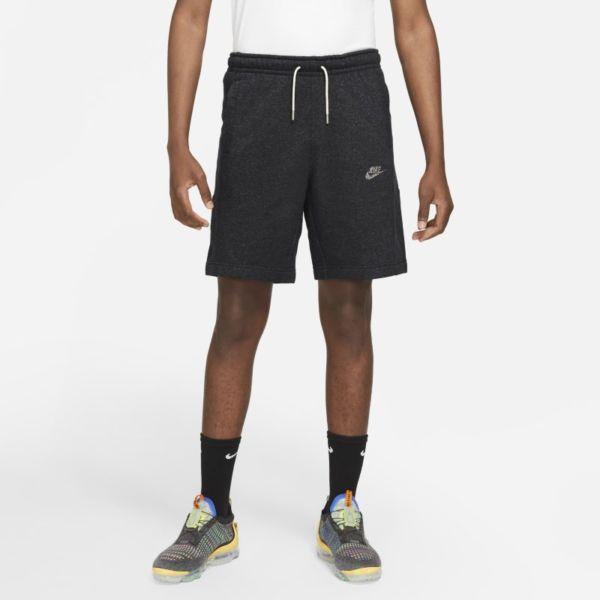 Nike Sportswear Sport Essentials+ Pantalón corto semicepillado - Hombre - Negro