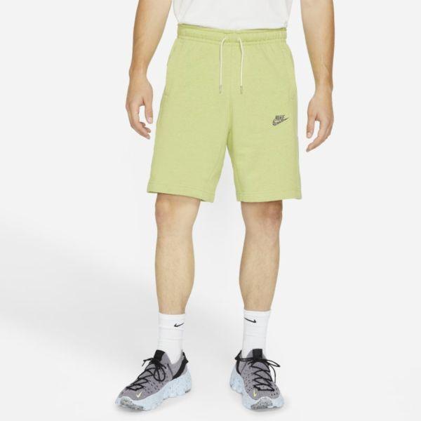 Nike Sportswear Sport Essentials+ Pantalón corto semicepillado - Hombre - Amarillo