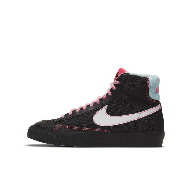 Nike Blazer Mid '77 Zapatillas - Niño/a - Negro