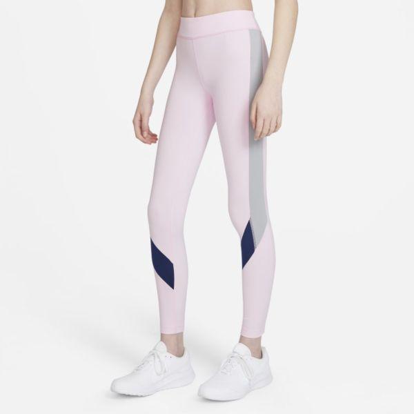 Nike Dri-FIT One Leggings - Niña - Rosa
