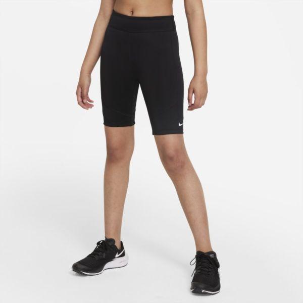 Nike Dri-FIT One Pantalón corto de ciclismo - Niña - Negro
