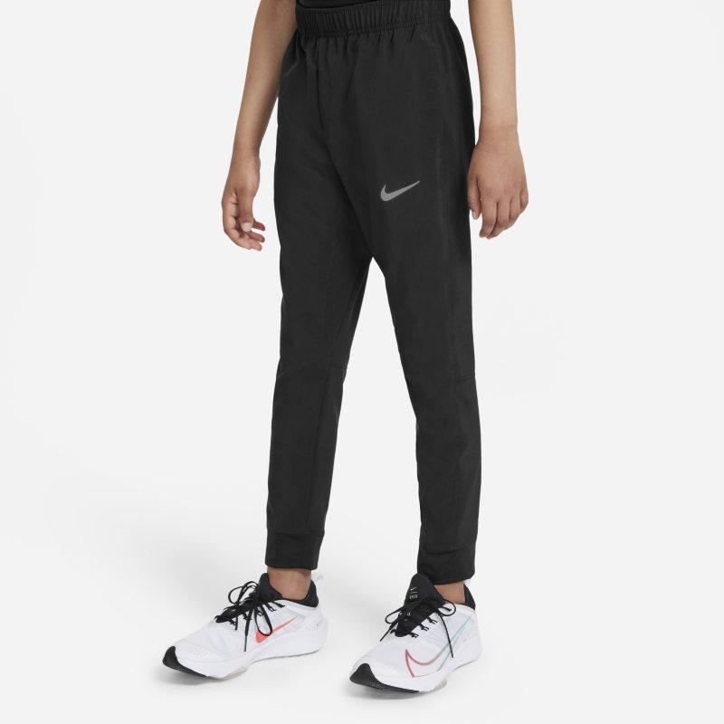 Nike Dri-FIT Pantalón de entrenamiento de tejido Woven - Niño - Negro