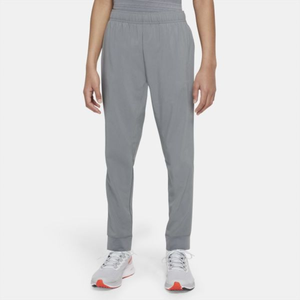 Nike Dri-FIT Pantalón de entrenamiento de tejido Woven - Niño - Gris