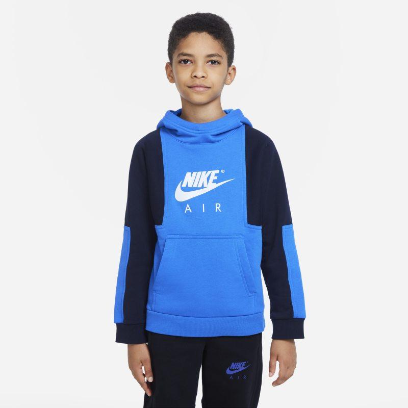 Nike Air Sudadera con capucha - Niño - Azul