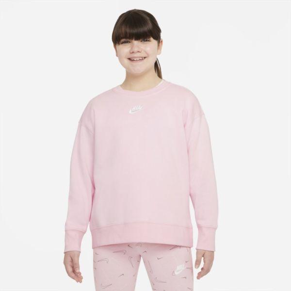 Nike Sportswear Club Fleece Sudadera - Niña - Rosa