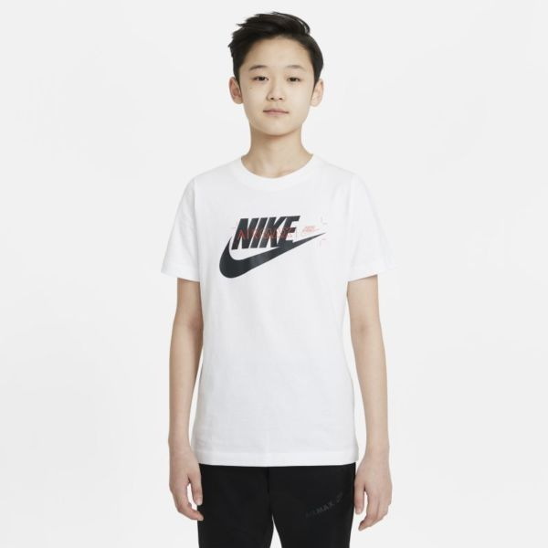 Nike Sportswear Air Max Camiseta - Niño - Blanco