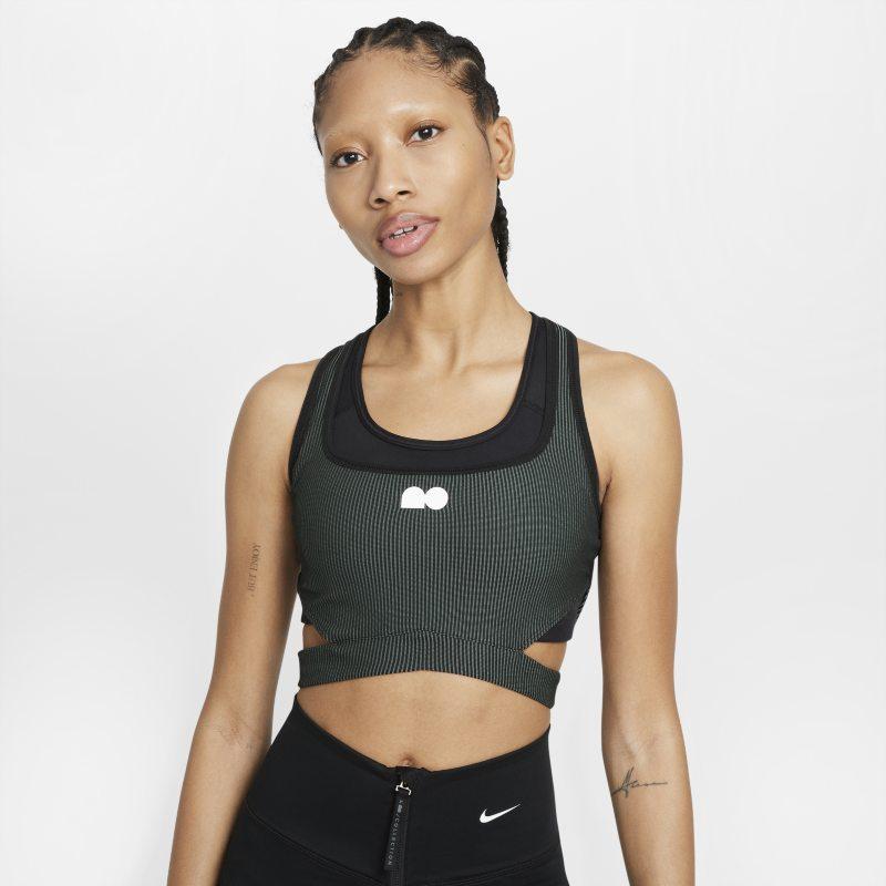 Naomi Osaka Camiseta corta de tenis - Mujer - Verde