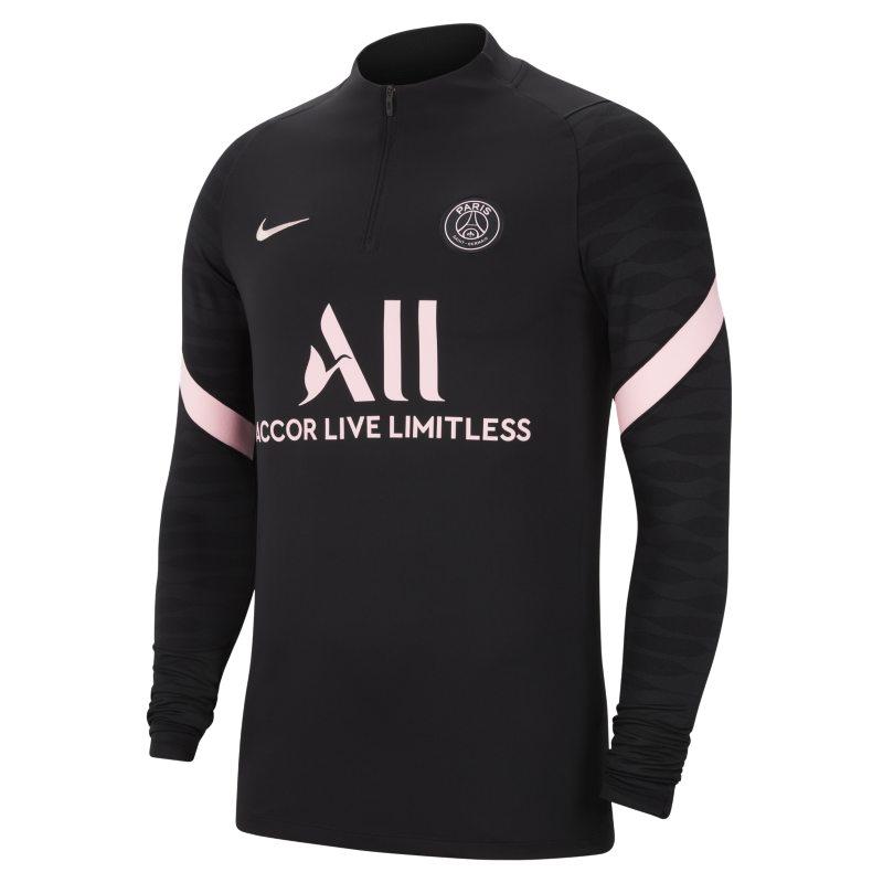 París Saint-Germain Strike Away Camiseta de entrenamiento de fútbol Nike Dri-FIT - Hombre - Negro