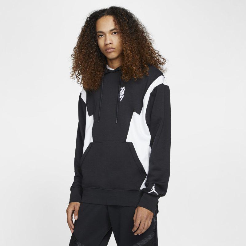 Jordan Dri-FIT Zion Sudadera con capucha de tejido Fleece - Hombre - Negro