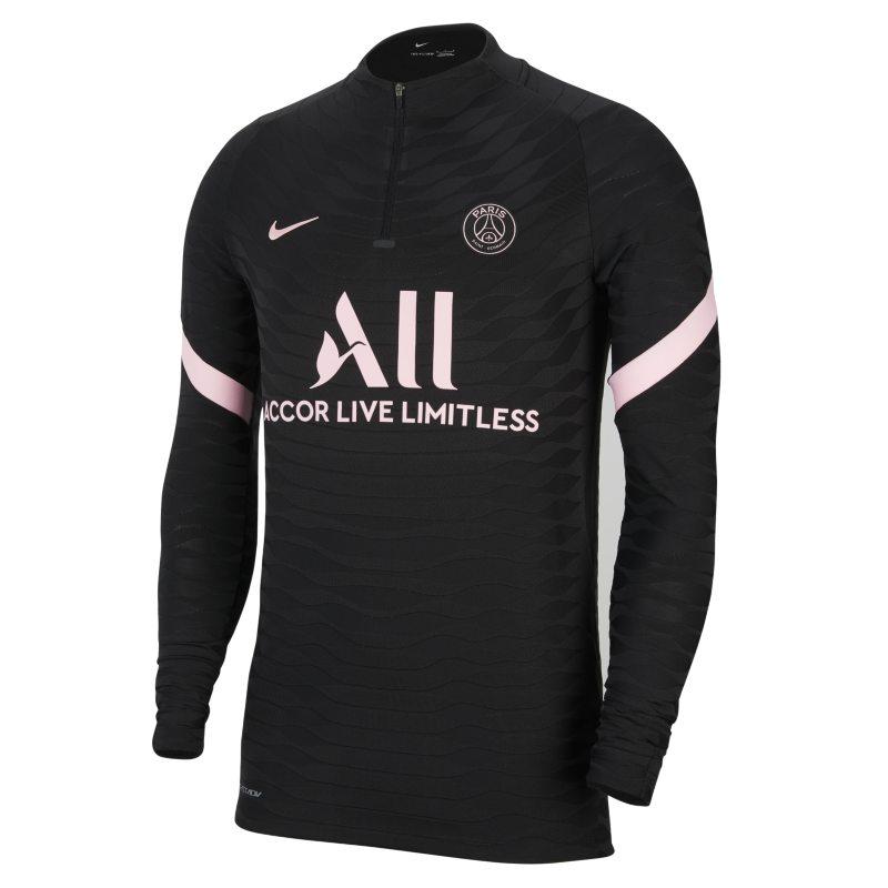 Segunda equipación Elite París Saint-Germain Camiseta de entrenamiento de fútbol Nike Dri-FIT ADV - Hombre - Negro