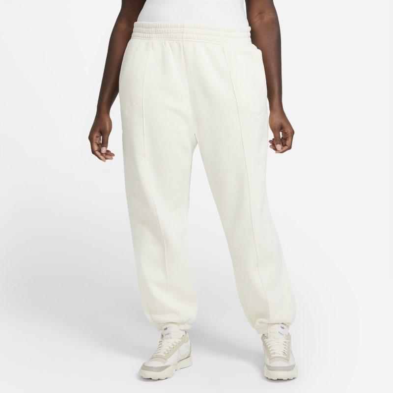 Nike Sportswear Trend Pantalón de tejido Fleece - Mujer - Blanco