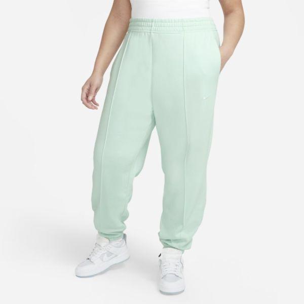 Nike Sportswear Trend Pantalón de tejido Fleece - Mujer - Verde
