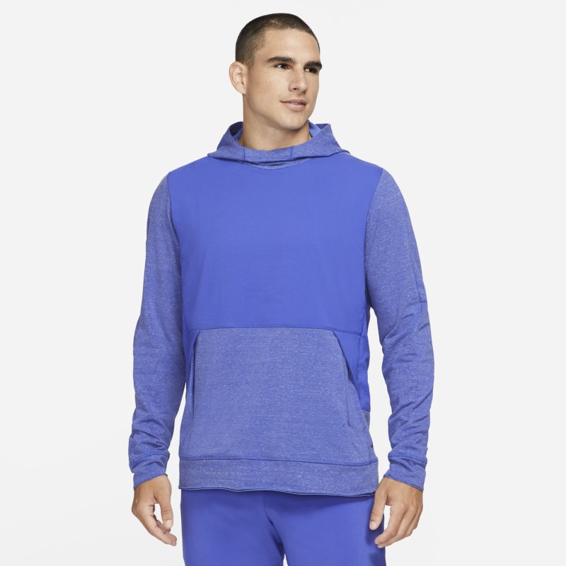 Nike Yoga Dri-FIT Chaqueta - Hombre - Azul