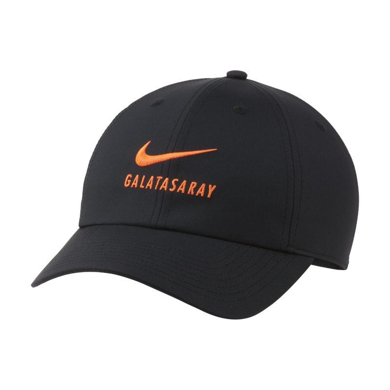 Galatasaray Heritage86 Gorra Nike Dri-FIT - Negro