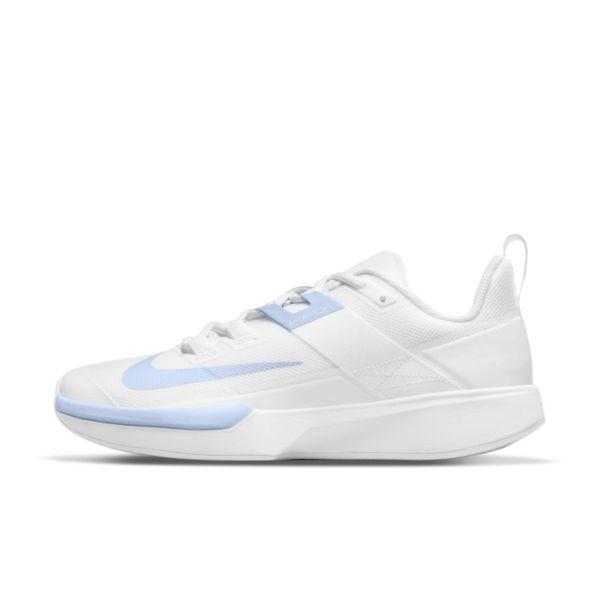 NikeCourt Vapor Lite Zapatillas de tenis para tierra batida - Mujer - Blanco