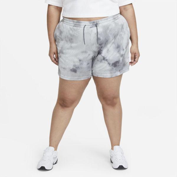Nike Sportswear Icon Clash Pantalón corto - Mujer - Gris