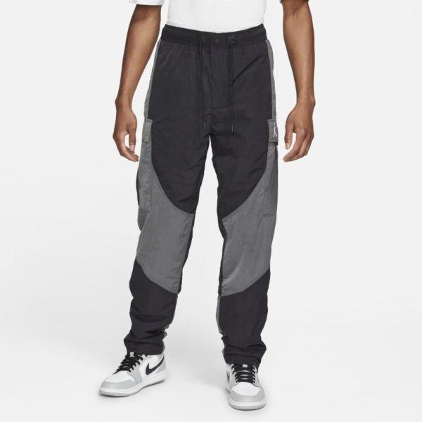 Jordan 23 Engineered Pantalón de tejido Woven - Hombre - Negro