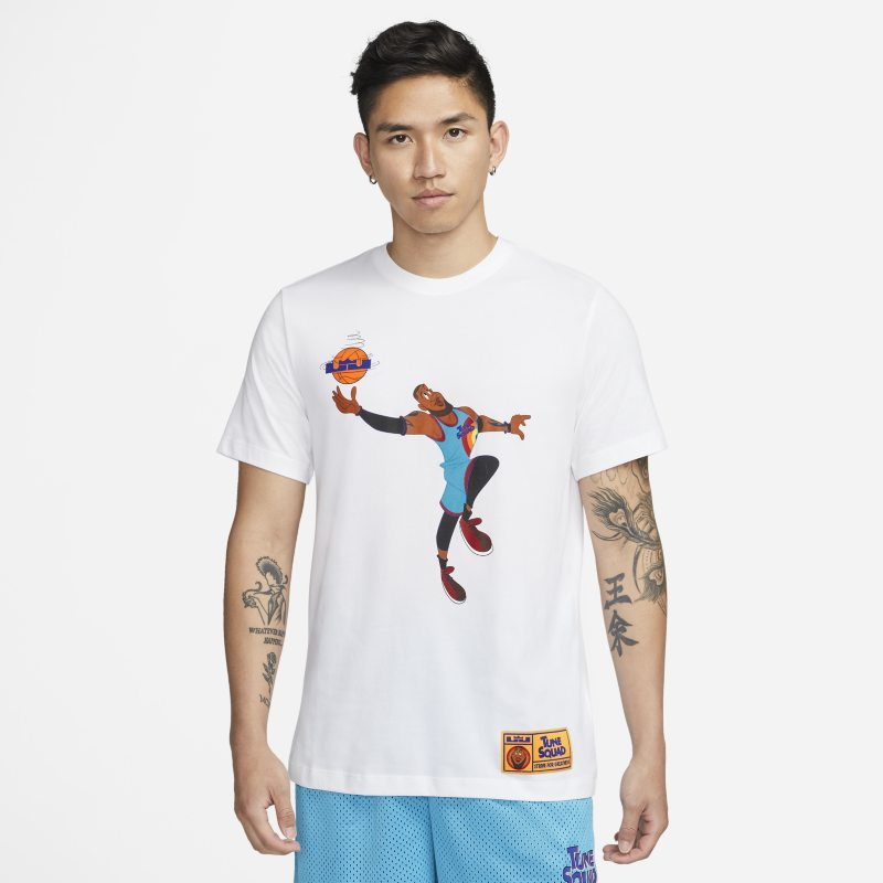 LeBron x Space Jam: A New Legacy Camiseta de baloncesto Nike Dri-FIT - Hombre - Blanco