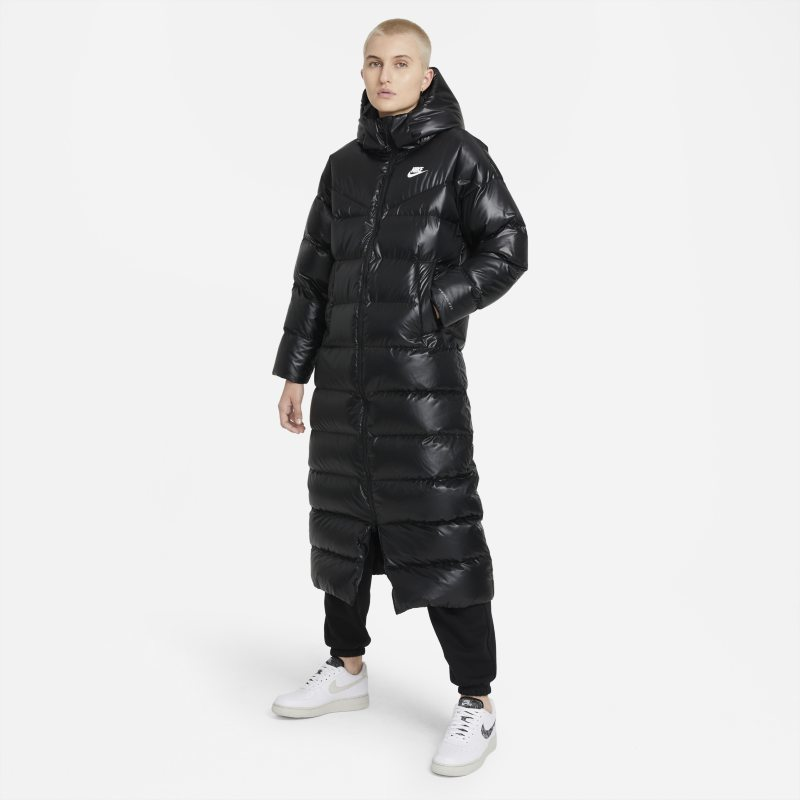 Nike Sportswear Therma-FIT City Series Parka - Mujer - Negro