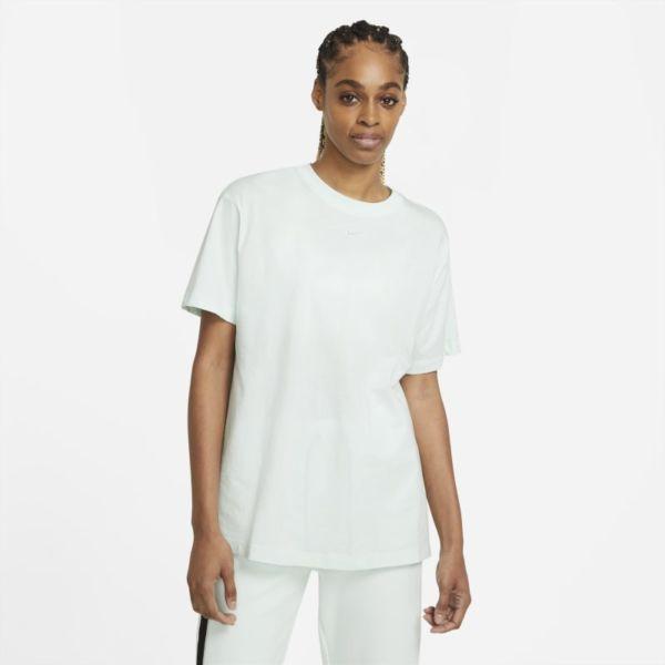 Nike Sportswear Essential Camiseta de manga corta extragrande - Mujer - Verde