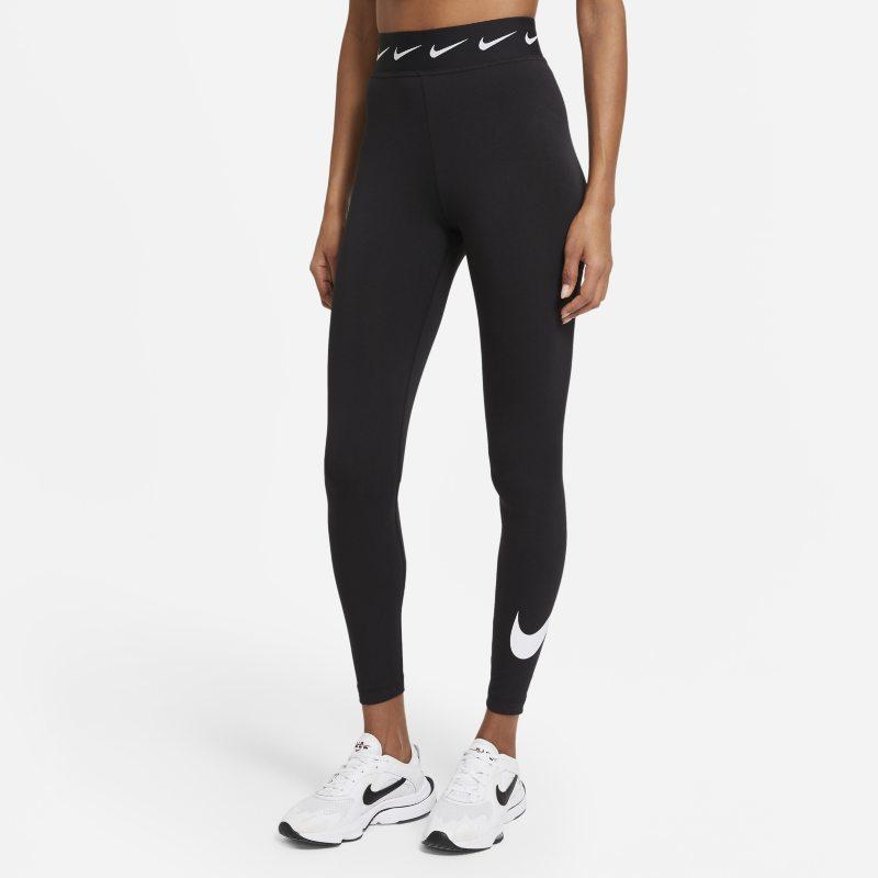 Nike Sportswear Club Leggings de talle alto - Mujer - Negro