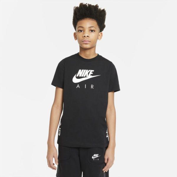 Nike Air Camiseta - Niño - Negro