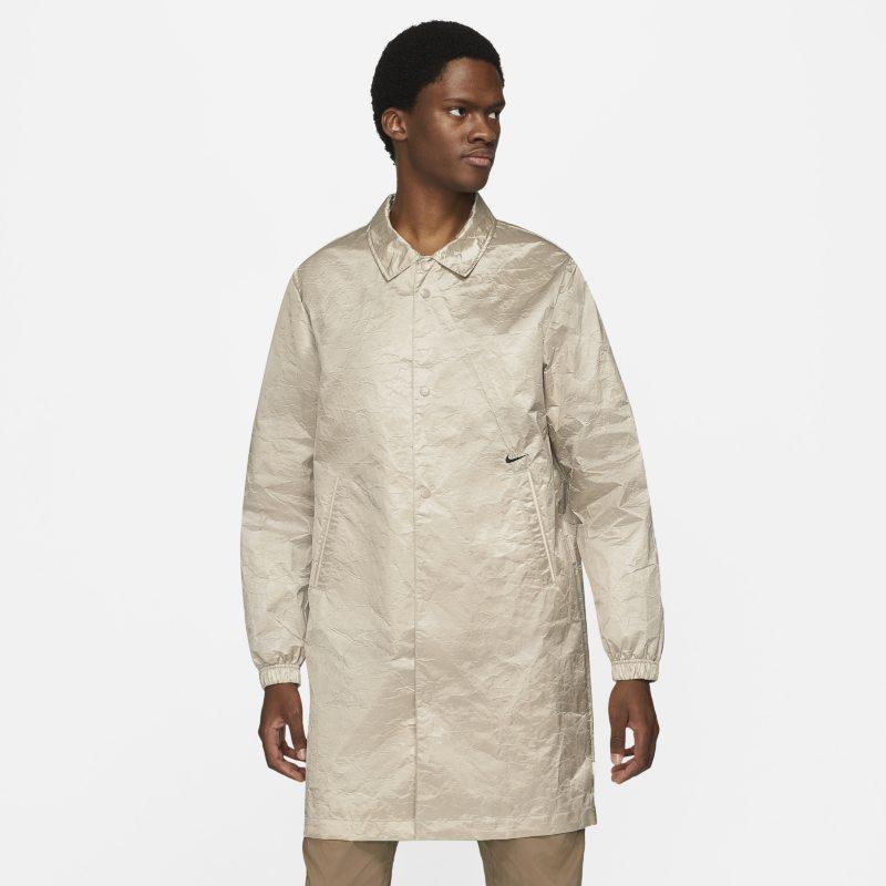 Nike Sportswear Style Essentials Chaqueta de entrenador larga - Hombre - Marrón