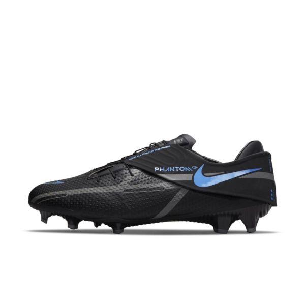 Nike Phantom GT2 Academy FlyEase MG Botas de fútbol multisuperficie - Negro