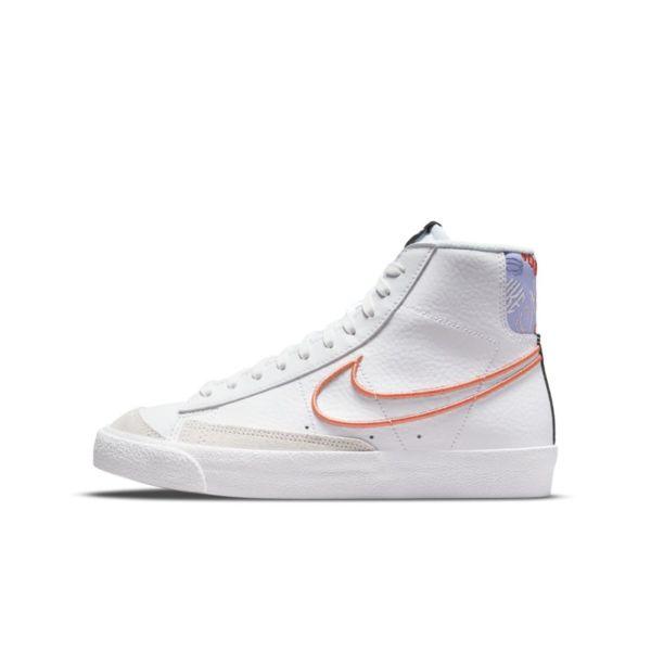 Nike Blazer Mid '77 SE Zapatillas - Niño/a - Blanco