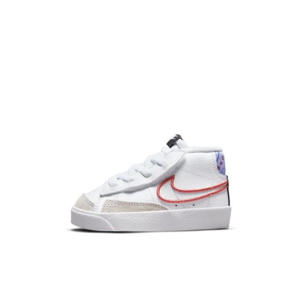 Nike Blazer Mid '77 SE Zapatillas - Bebé e infantil - Blanco
