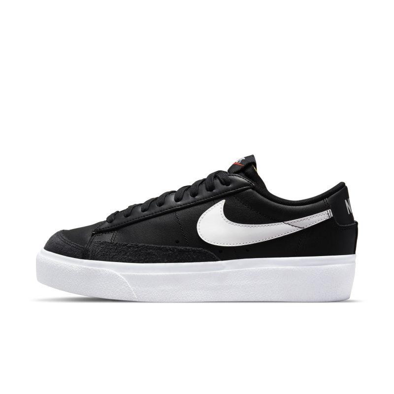 Nike Blazer Low Platform Zapatillas - Mujer - Negro