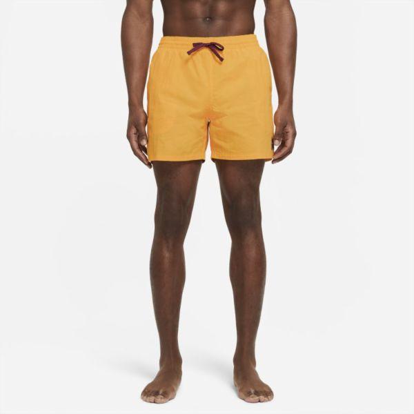 Nike Solid Icon Bañador de 13cm - Hombre - Naranja