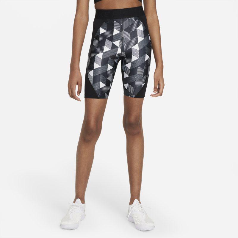 Serena Williams Design Crew Pantalón corto de tenis con estampado - Mujer - Negro