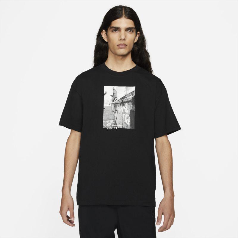 Nike SB Camiseta de skateboard - Hombre - Negro