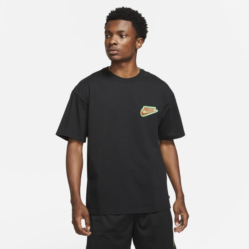 "Giannis ""Freak"" Camiseta de baloncesto premium - Hombre - Negro"
