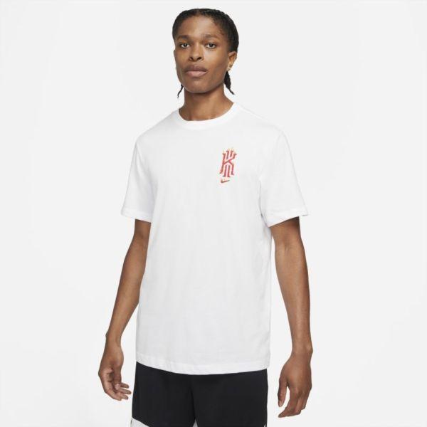 Nike Dri-FIT Kyrie Logo Camiseta de baloncesto - Hombre - Blanco