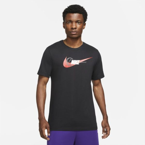 Nike Dri-FIT Camiseta de baloncesto - Hombre - Negro