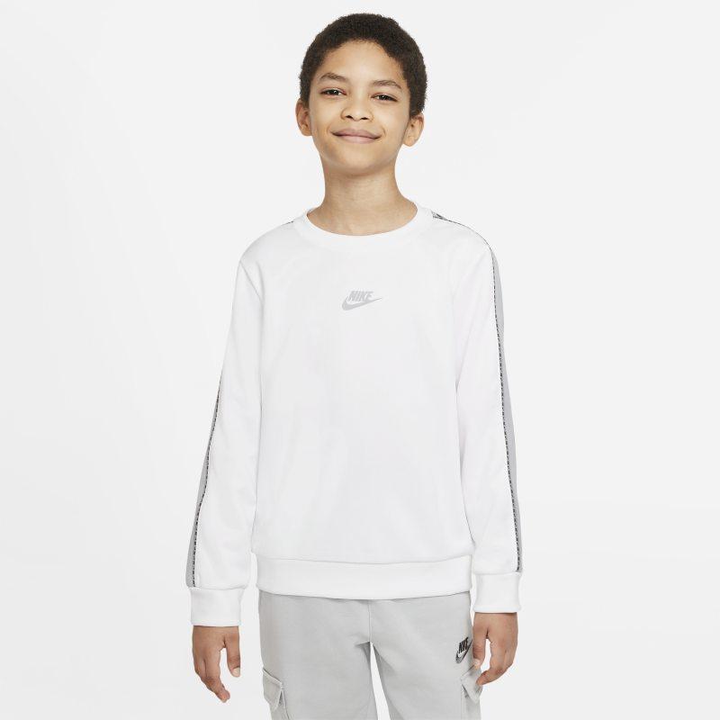 Nike Sportswear Sudadera de chándal - Niño - Blanco
