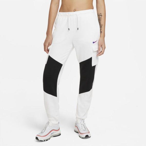 Nike Sportswear Pantalón con bolsillos de danza - Mujer - Blanco