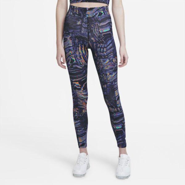 Nike Sportswear Leggings de talle alto de danza - Mujer - Negro