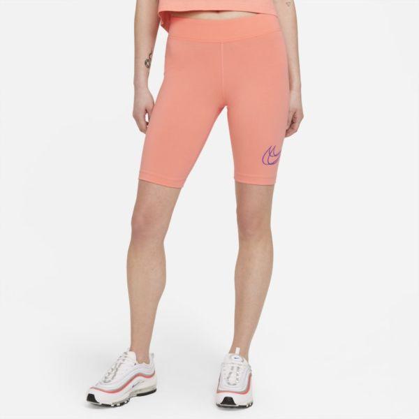 Nike Sportswear Essential Pantalón corto de ciclismo de danza - Mujer - Rosa