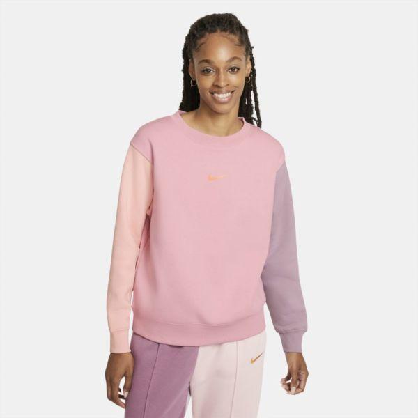 Nike Sportswear Swoosh Sudadera - Mujer - Rosa
