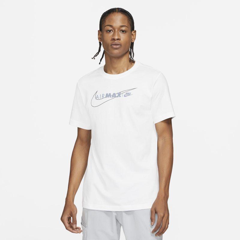 Nike Air Max Camiseta - Hombre - Blanco