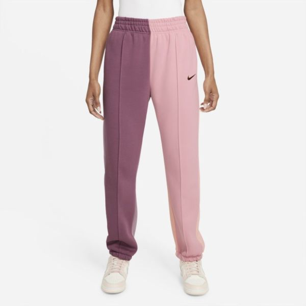 Nike Sportswear Essential Pantalón - Mujer - Morado