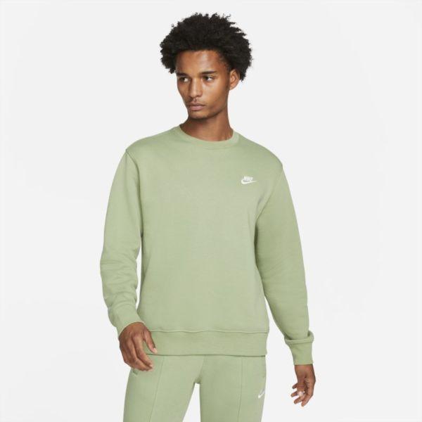 Nike Sportswear Club Fleece Sudadera - Hombre - Verde