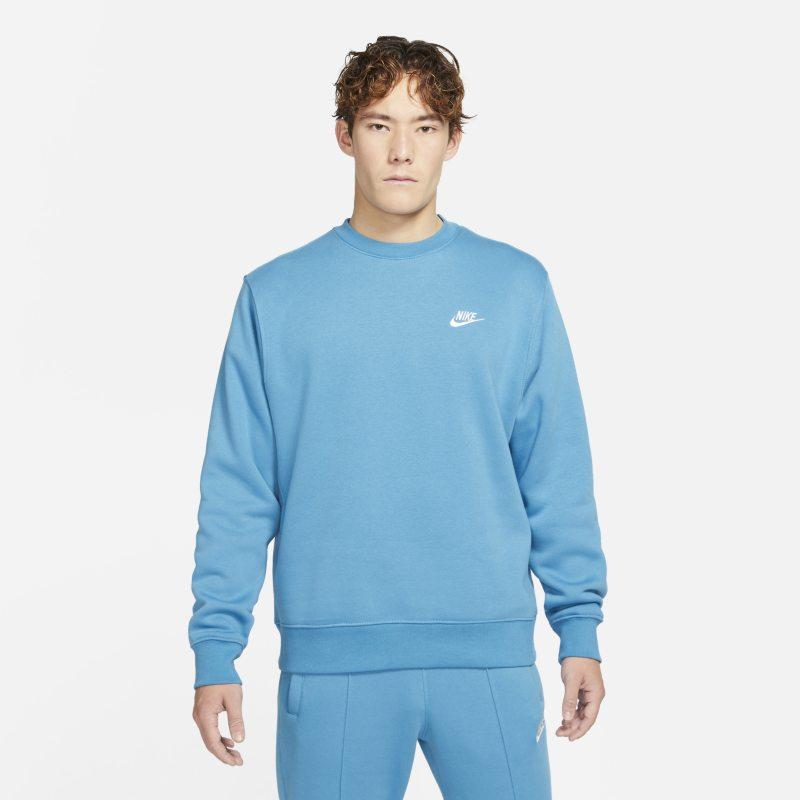 Nike Sportswear Club Fleece Sudadera - Hombre - Azul